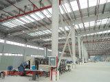 Structure du châssis en acier préfabriqués Warehouse