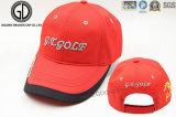 El sombrero de las mujeres rosadas del golf de la manera y la gorra de golf