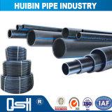 Approvisionnement en eau en polyéthylène de grand diamètre tuyau tuyau de polyéthylène haute densité