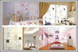 стекло печатание шелковой ширмы 3-12mm с подгонянными конструкциями/размерами для здания/украшения/бытового устройства
