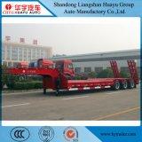 Lowboy allungabile ritrattabile resistente/basso il ragazzo/basso la piattaforma/Lowbed/basso inseriscono il rimorchio del camion semi
