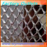 El metal expandido de rejilla de la pasarela