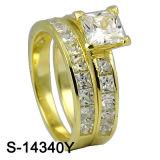 De Echte Ring van Zilveren bruiloft 925 laatst (s-11485, s-14340Y. JPG)
