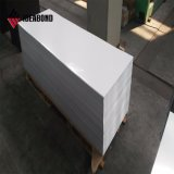 Painel Composto de alumínio PVDF Ideabond (AF-406 Branco Puro)
