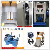 Abgeschliffene Felgen-China Mobile-Legierungs-Rad-Reparatur CNC-Drehbank