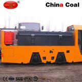 55 locomotiva della batteria di T Cay55/1435gp per il traforo del sottopassaggio