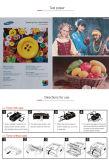 Cartucho de tinta de alta calidad compatible con CLI-821GY para Canon