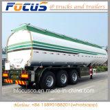 2018 remorque d'essence et d'huile chinoise de camion-citerne de 40000L 42000L 45000L