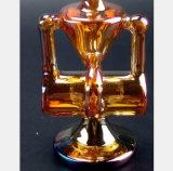 طبل [وتر بيب] أحمر زجاجيّة رئة بحر 8.66 بوصة أنابيب
