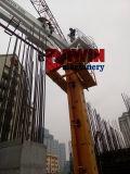 Crescimento de colocação concreto hidráulico da coluna tubular com os braços 33m de colocação de 29m