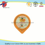 Qualitäts-konkurrenzfähiger Preis-Aluminiumfolie-Kappe für Plastikcup