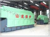 Stoomketel van de Biomassa van de Rooster van de ketting de Textiel Gebruikte