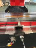 Fraisage horizontal universel de sondage de tourelle en métal de commande numérique par ordinateur et foreuse pour la table élévatrice X6132 de couteau