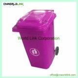 360 L de gran volumen de HDPE Permanente Bandeja de basura con tapa