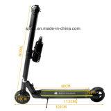36V/250W 2 바퀴 전기 소형 Foldable 스쿠터