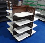 Quattro Sided Shelf Display Shelf per Promotion
