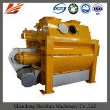 Máquina de la construcción del mezclador concreto Js750 con la tolva