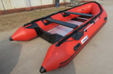 imbarcazione a motore gonfiabile ad alta velocità di 4.2m per il salvataggio