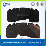 Almofada de freio resistente do caminhão das auto peças sobresselentes da qualidade do mercado de acessórios