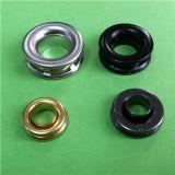 Occhielli d'ottone di marchio del metallo del nichel di placcatura per l'indumento