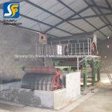 La producción de fábrica de papel higiénico de la máquina de fabricación de papel servilleta de papel higiénico necesarios