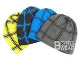Проверить с помощью нового стиля облицовки Polor моды вязки Beanie Red Hat акрилового волокна
