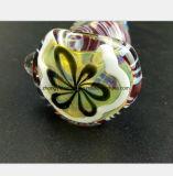 Tubo di vetro di vetro di ripristino dell'olio del filtrante del tubo di colore