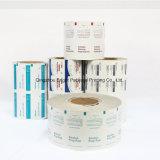 L'alcool Prep Pad PE de l'emballage en aluminium par rouleau de papier