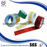 con el dispensador de la cinta usado para la cinta de poco ruido del embalaje del paquete