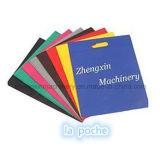 Saco liso tecido /Non de Une Automatiquement Máquina De La Poche que faz a máquina Zxl-D700