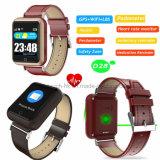 PAS-Tasten-Erwachsener GPS-Uhr-Verfolger mit Eignung aufspürenD28