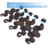 Человеческие волосы девственницы 100% Unprocessed бразильские