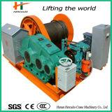 中国からのJmシリーズ小型電気ウィンチ