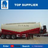 A Titan 3 Eixos do veículo de reboque do Silo de cimento para a África do Sul