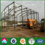 Stanza prefabbricata di conservazione frigorifera della struttura d'acciaio nel Sudan