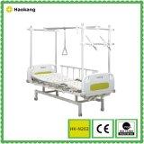 Manual tres-Crank Médico Ortopédico Cama para hospital (HK-N202)