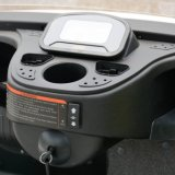 Aprovado pela CE 2 Seaters Electric carrinho de golfe (LT-UM627.2)