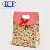 Sacs adaptés aux besoins du client de cadeau de mariage de poignée