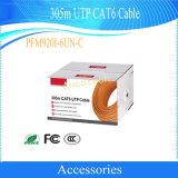 Accessoires de sécurité Dahua 305m de câble UTP CAT6 (PFM920I-6l'ONU-C/U)