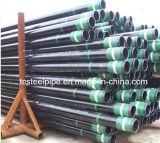 API5CT J55 K55 N80 N80q Schlauchnahtloses Stahlrohr