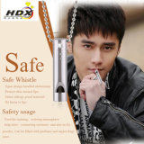 Fashion Pendant Stainless Steel Jewelry Necklace Safety Whistle Necklace (hdx1050)