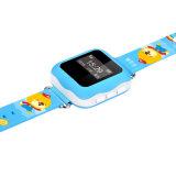 Sosの子供を追跡する新しく最もよいリアルタイムは子供GPSの腕時計の電話を老化させた