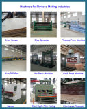1220*2440mm Contructionの合板の生産ライン機械装置