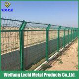 Fil de sécurité pour le site de construction de clôture à mailles