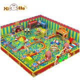 Игры спортивной площадки комнаты игры ребенка скольжение крытой мягкой пластичное