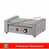 Machine électrique de hot-dog d'acier inoxydable (WHD-7)
