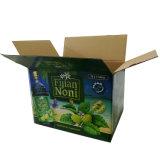 Almacenamiento de bebidas de jugo de la caja de cartón envases de bebidas