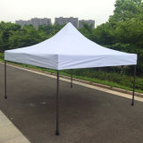 3x3m blanc haut Outdoor Pop up Gazebo couvert de pliage