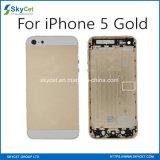 Rückseitige Batterie-Deckel-hintere Tür-Gehäuse-Kasten-Abwechslung für Apple iPhone 5s/Se/5 Gehäuse