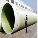 Tubi della vetroresina del grande diametro del tubo di FRP GRP